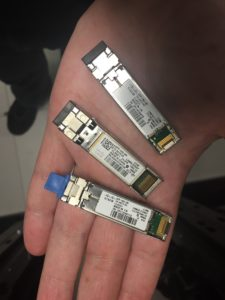 Cisco SFP varieties